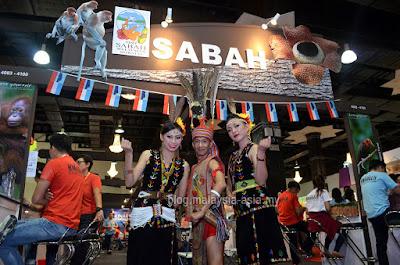 Sabah Tourism Board Matta Fair