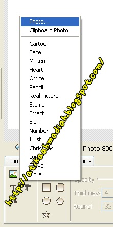 Photoscape, Download Photoscape, Tutorial Header guna Photoscape, Cara nak buat Header Guna Photoscape