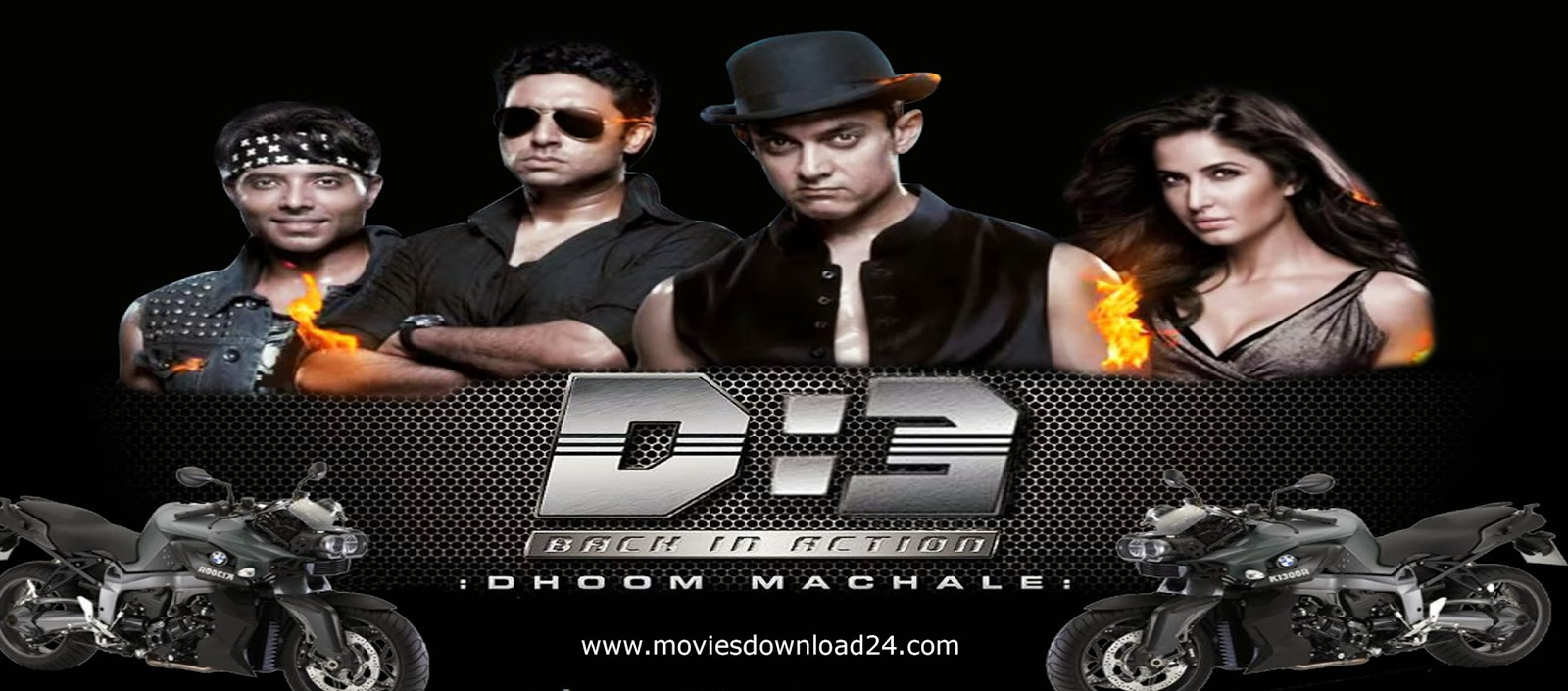 Dhoom 3 2013 full movie free download  Full Movie Free Download