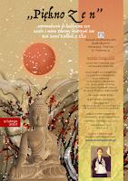 Całodniowy program z Rosi Sunyą (mini-warsztat + zazen + mowa + koncert)