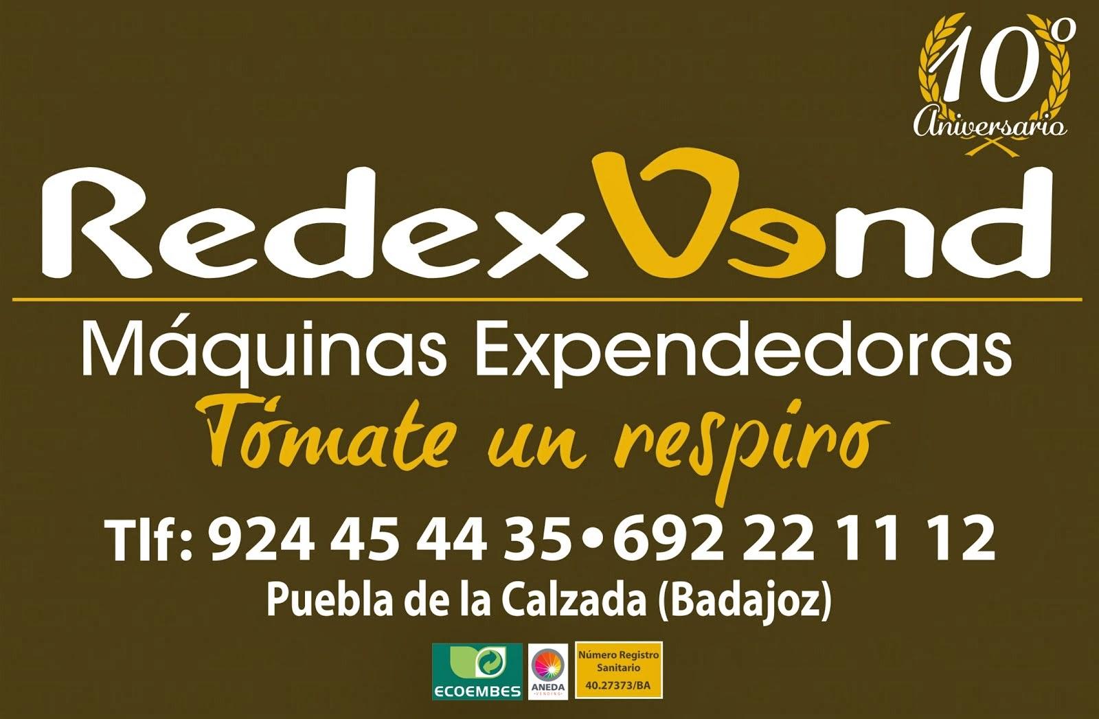 RedexVend
