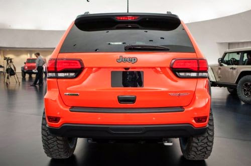 2015 Jeep Grand Cherokee,