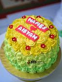 Wed. cake 8