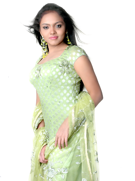 Actress Nikisha Desi Traditional Styles Spicy Stills Photo Shoots hot images