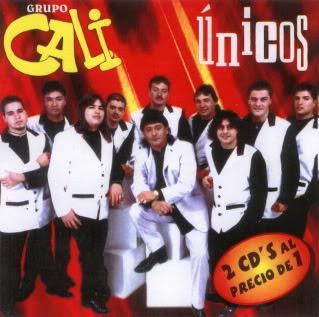 Grupo Cali - Únicos (2000)