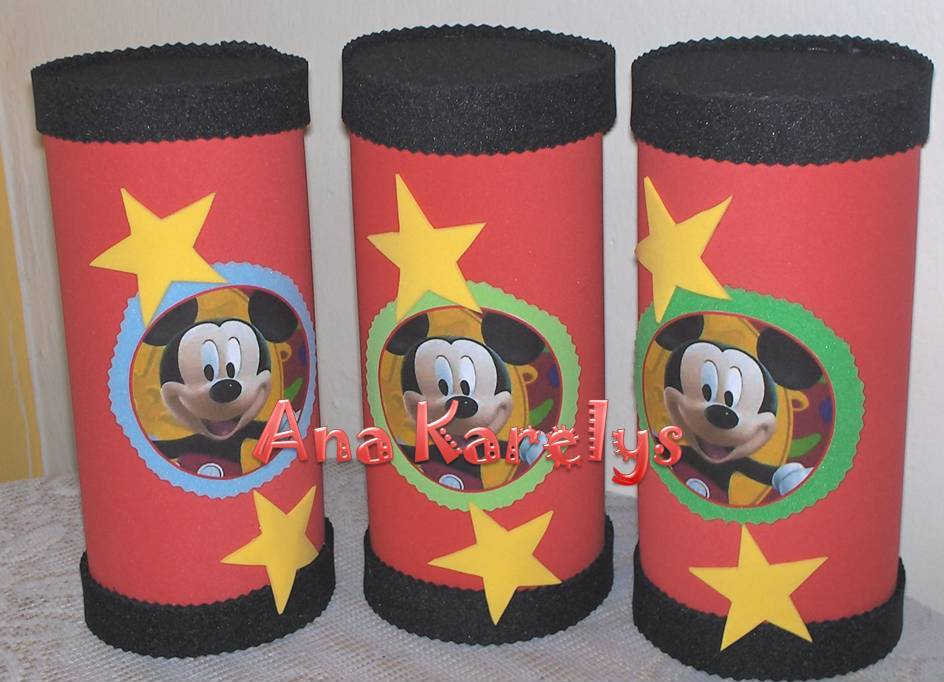 COTILLONES FOAMI MICKEY MOUSE - Imagui