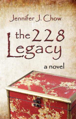 The 228 Legacy novel book cover