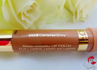 Astor Lipbutter - Caramel Envy - www.annitschkasblog.de