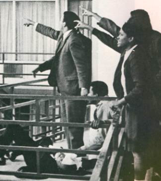 essay on the assassination of martin luther king