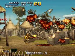 Metal Slug 4 Free Download For PC Game