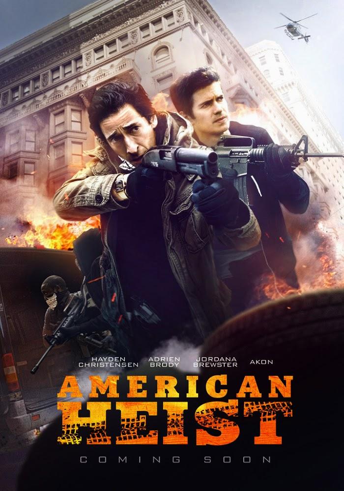 american heist teaser trailer
