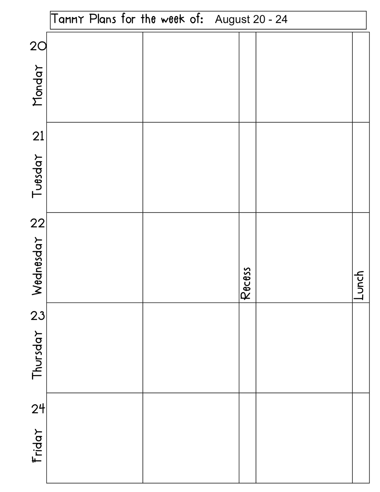 Forever In First St Century Approach - 21st century lesson plan template