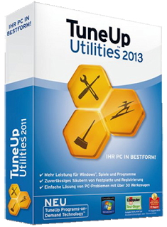 Tune Up Utilities 2013 13.0.3020.8 Full Key