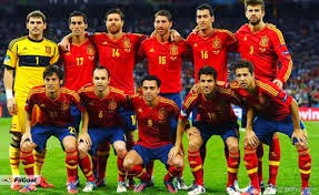 تشكيلة منتخب اسبانيا لمونديال البرازيل 2014