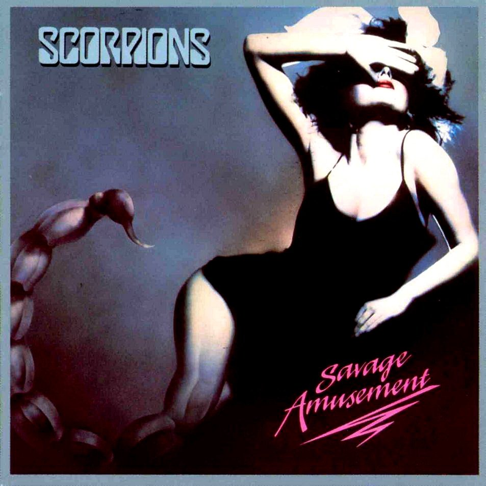 Scorpions Savage Amusement Tour