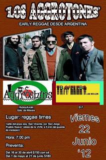 Los Aggrotones en Toluca