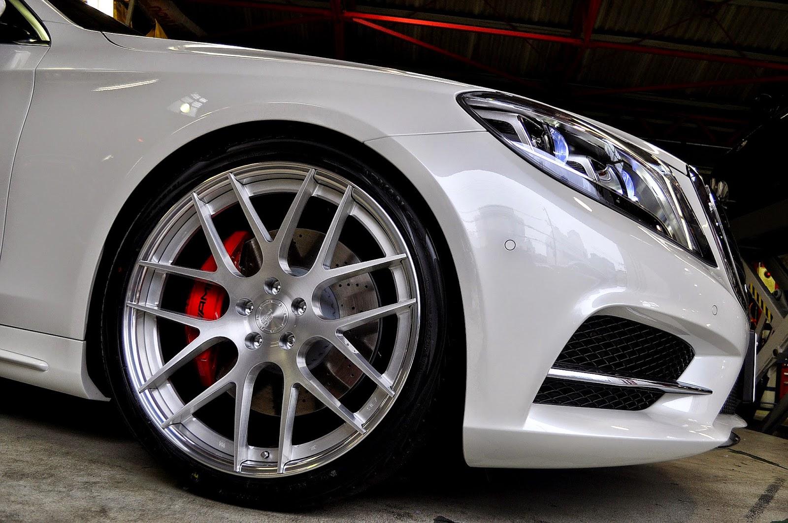 w222 wheels