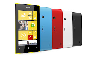 Harga Dan Spesifikasi Lumia 520 Terbaru