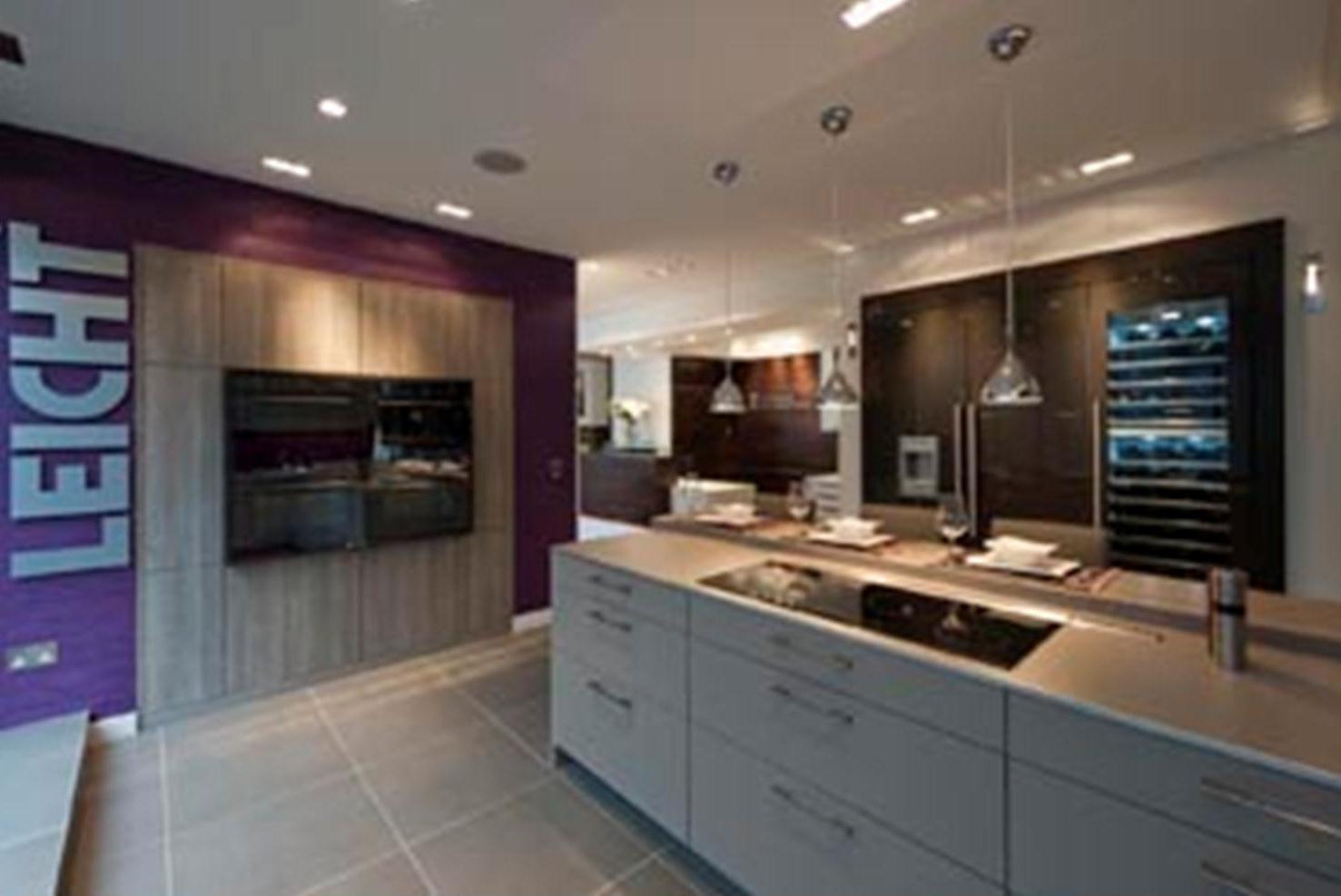 Stylish kitchen showroom opens in perth for Kitchen showrooms