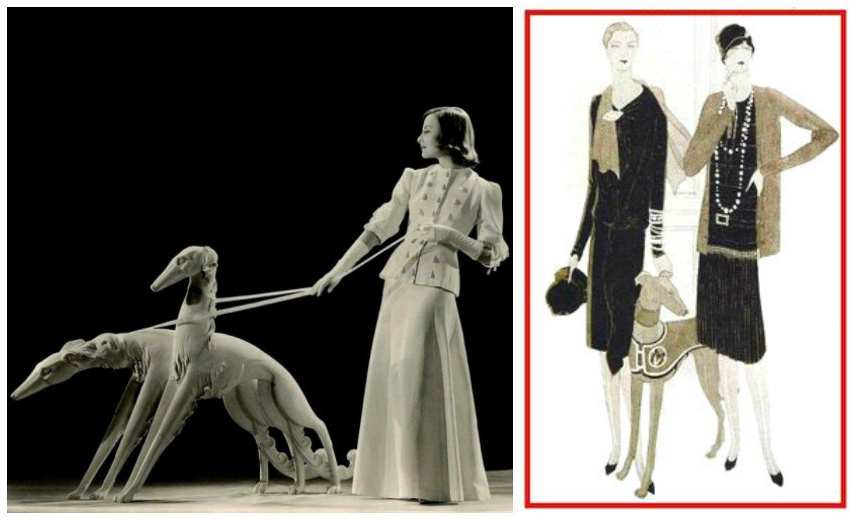 Ernest Bachrach y Coco Chanel