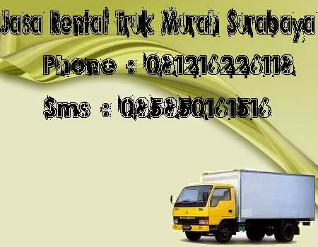 Jasa Rental Truk Murah Surabaya-Cianjur