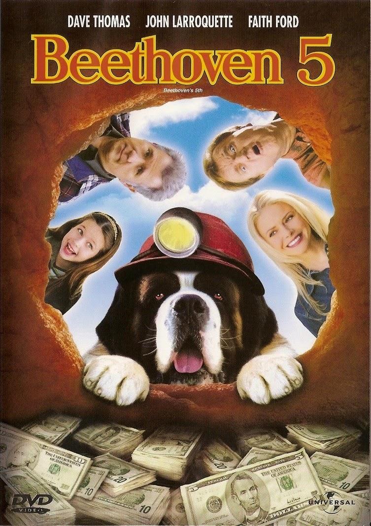 Beethoven 5 – Dublado (2003)