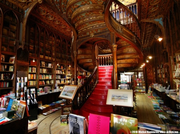 The Most Beautiful Bookstore in The World