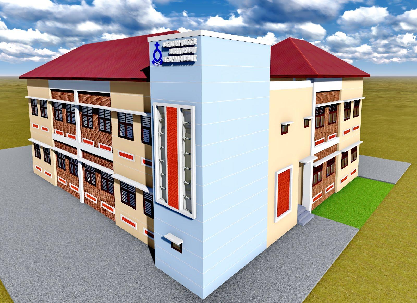 Pembangunan Ruang Kuliah
