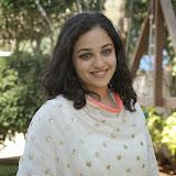 Nitya meenon Latest Photo Gallery in Salwar Kameez at New Movie Opening 23
