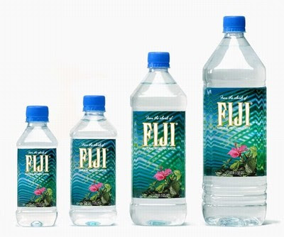 fiji water bottle photo