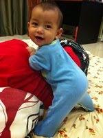 Emeer @ 9-month (7kg)