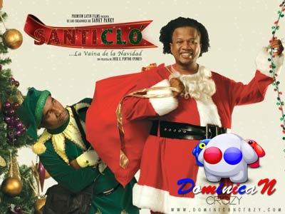 Santi Clo... La vaina de la Navidad movie