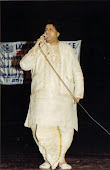 Me wearing a dhoti !