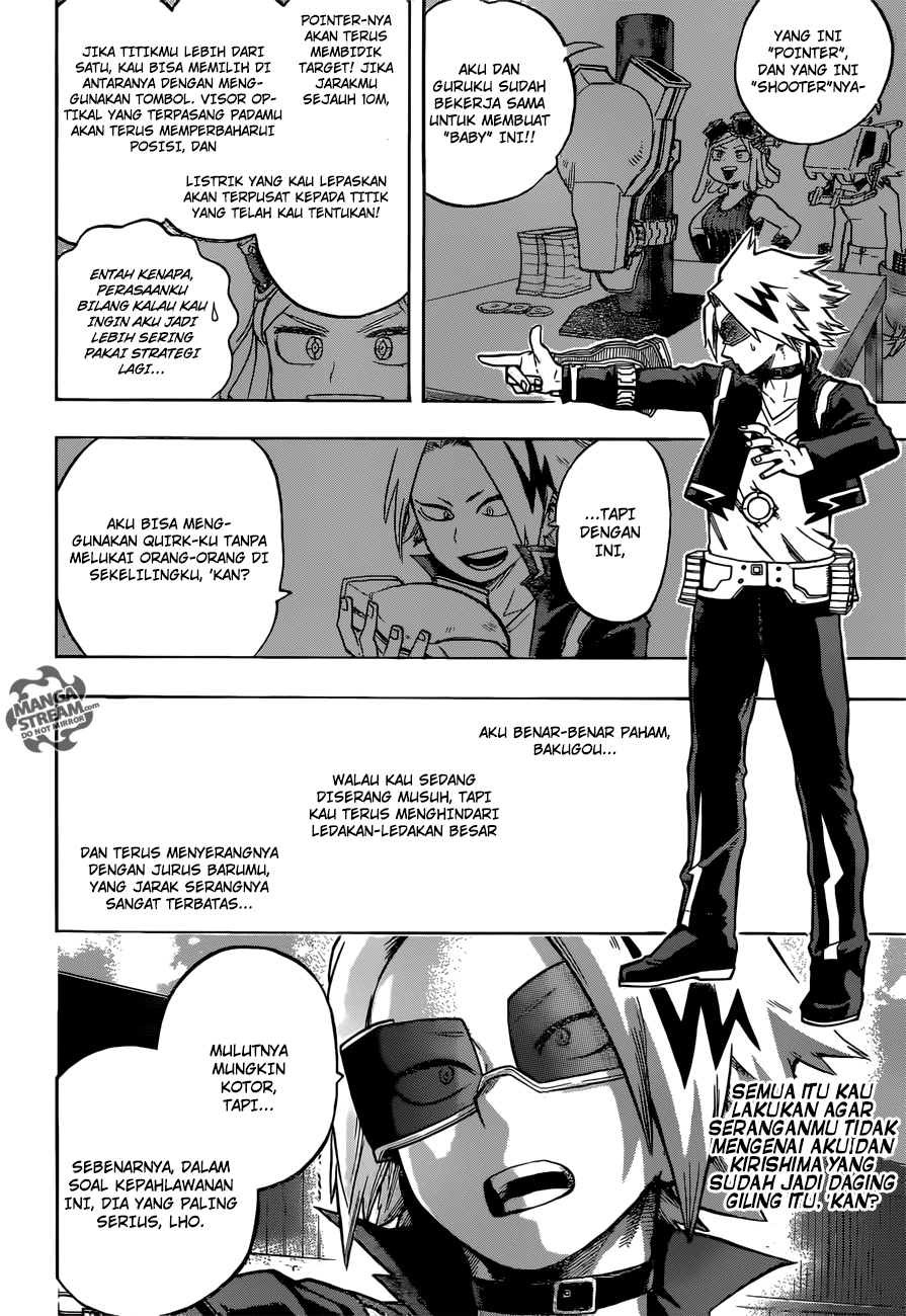 Boku no Hero Academia Chapter 107-11