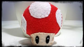 Mario Mushroom B4Astudios