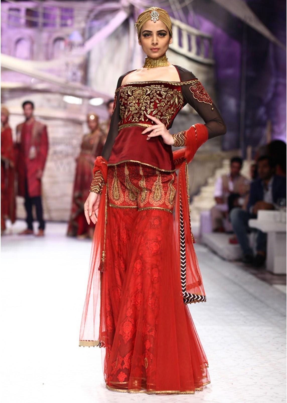 JJ Valaya at India Bridal Fashion Week 2013