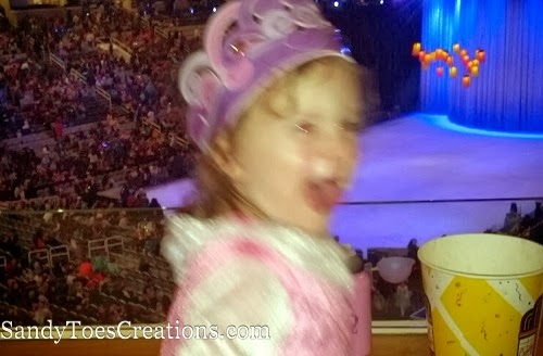 Unforgettable Family Fun! Disney on Ice Rockin' Ever After Review