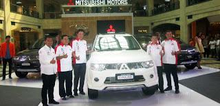 Mitsubishi Pajero tasikmalaya