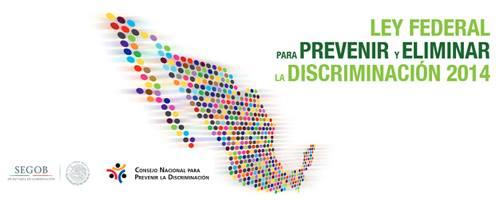 Ley General para prevenir la Discriminacion