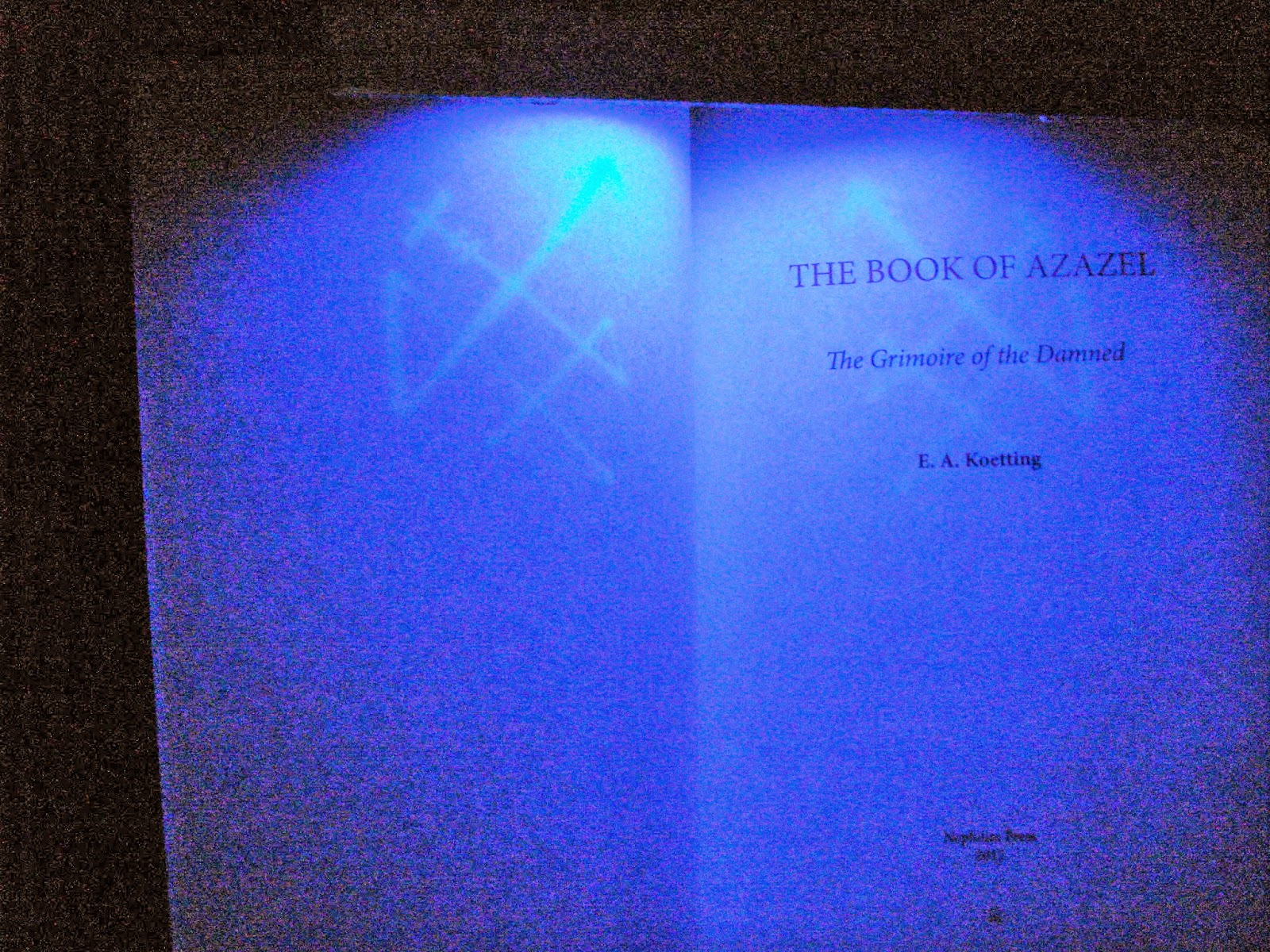 Balkans arcane bindings the book of azazel the grimoire of the in conclusion the book of azazel is a striking example of a post modern grimoire it is my hope that elements of this book will serve as a model for other fandeluxe Images