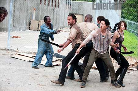 "SNEAK PEEK: Sneak Peek ""The Walking Dead"" - Season 3"