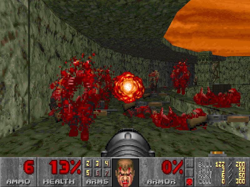 Reviviendo los juegos del MS-DOS | La tecnolog�a un hobby para ...