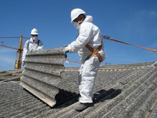 Descontaminación de amianto en Sevilla