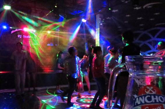 Koh kong nightlife