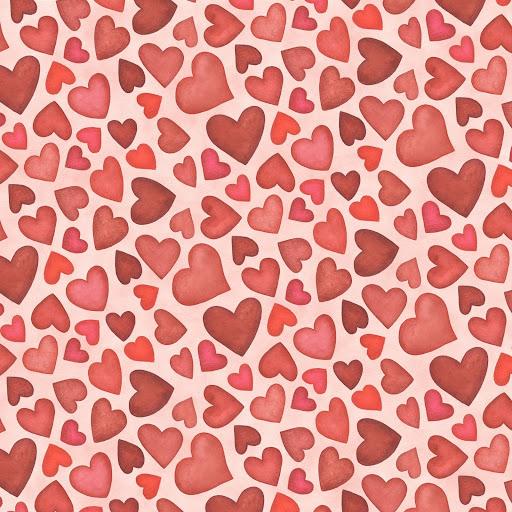 fondos con corazones para imprimir corazones rosas y rojos fondos