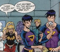 Every Day Is Like WednesdayYoung Justice Wonder Twins