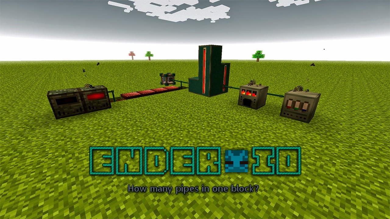 EnderIO Mod 1.7.10
