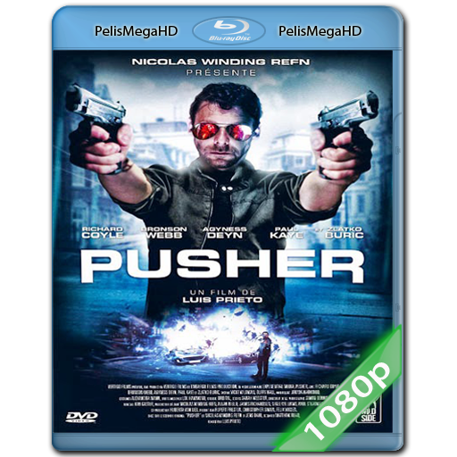 Pusher (2012) 1080P HD MKV ESPAÑOL LATINO