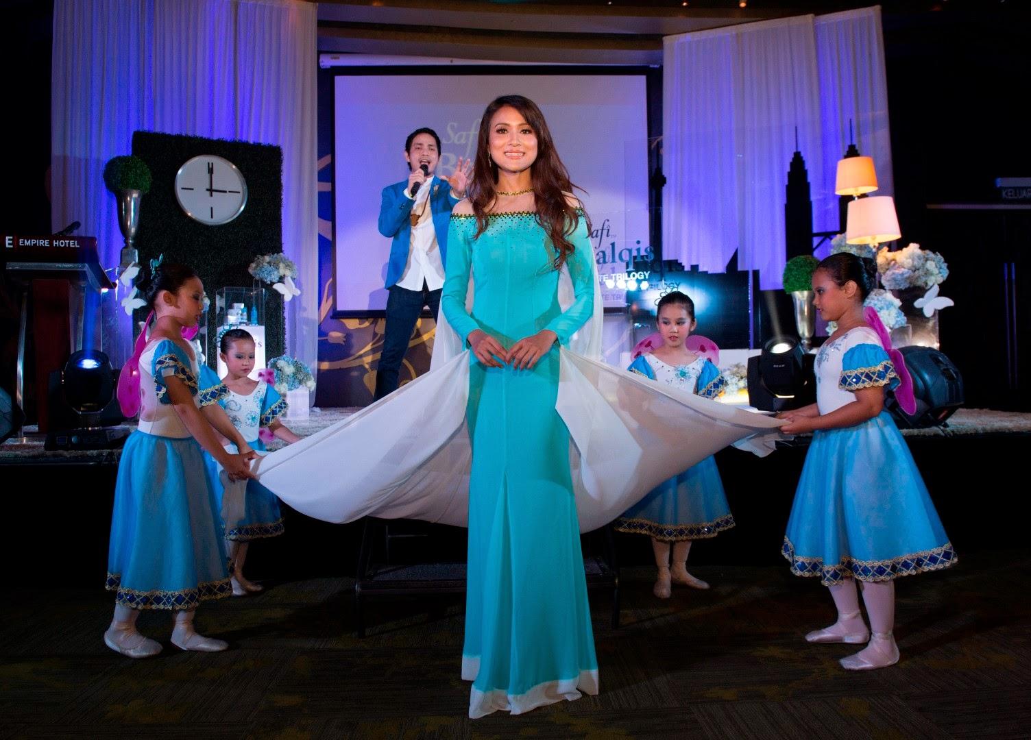 Hanis Zalikha nikah 5 Jun