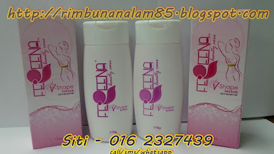 V Shape Lotion by Fereena